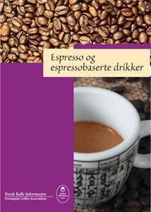 Espresso-forside