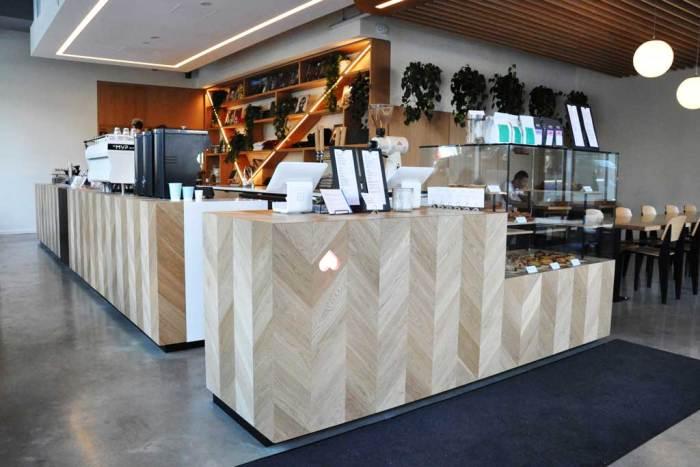 Bilde fra Nemesis Coffee Shop i Vancouver