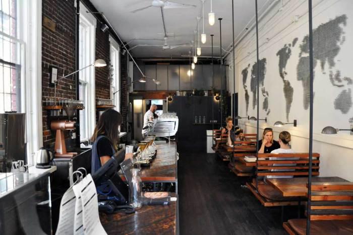 Bilde fra Revolver kaffebar