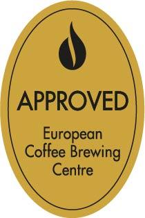 Bilde av godkjenningslogo for kaffeutstyr
