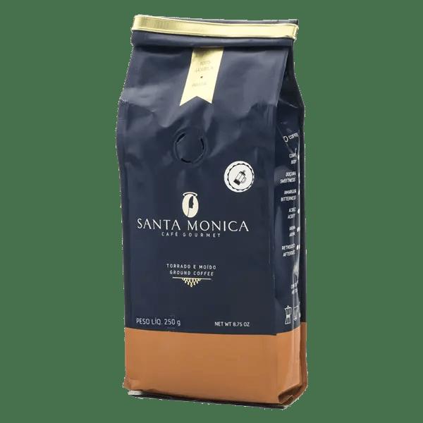 Santa Monica Gourmet Kaffee, 250g gemahlen 1