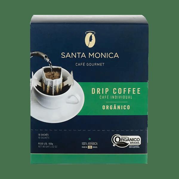 3 x Bio-Kaffee Santa Monica in Sachets 1
