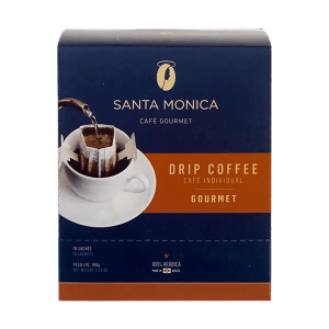 3 x Gourmet Kaffee Santa Monica in Sachets 3