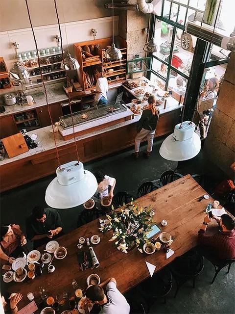 Geschäftspartner - Restaurants und Cafés