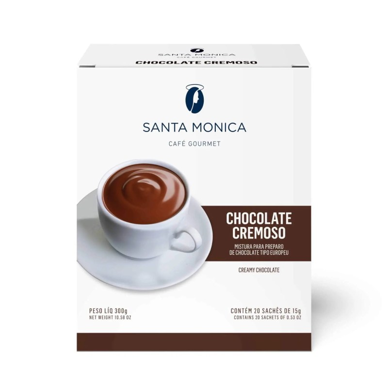 Creamy Hot Chocolate, 20 Sachets
