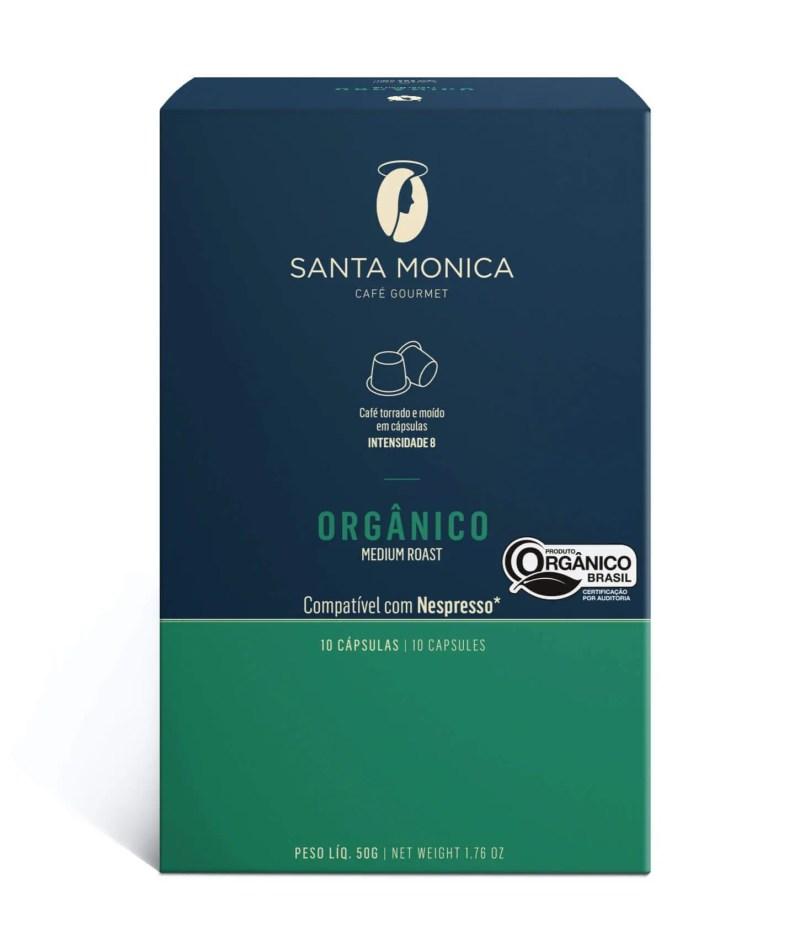Kaffee Kapseln kaufen - 30 Kapseln Bio Kaffee Santa Monica