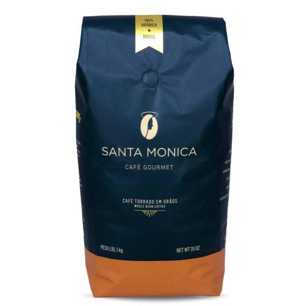 Kaffee Gourmet - 1kg Santa Monica Gourmet Kaffeebohnen