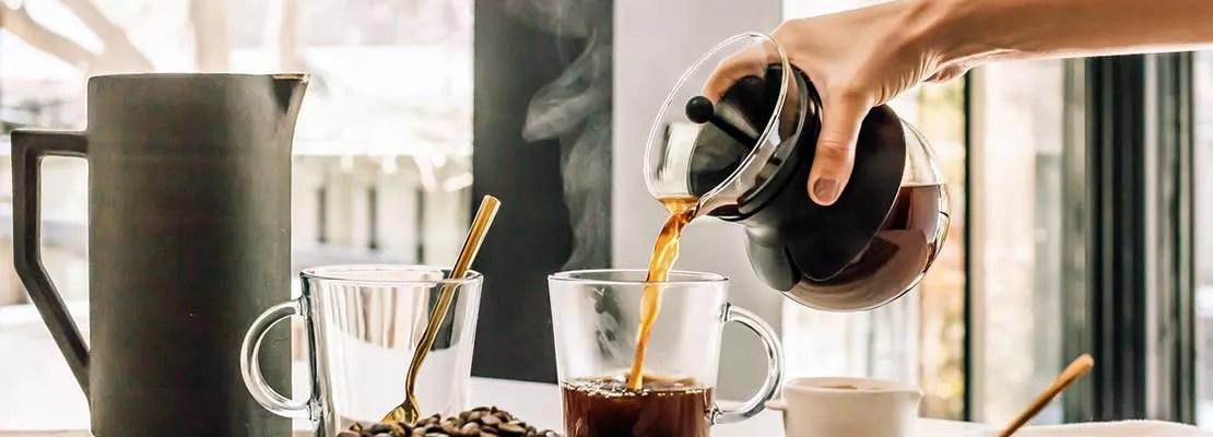 Wie viel Koffein ist im Kaffee