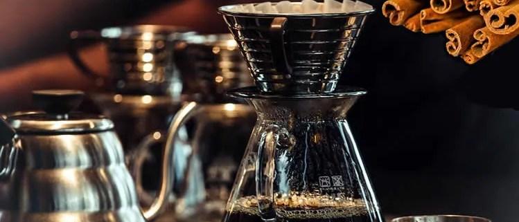 Zimtkaffee
