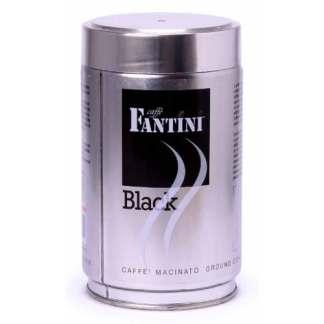 kaffee in Dose gemahlen fantini schwarz