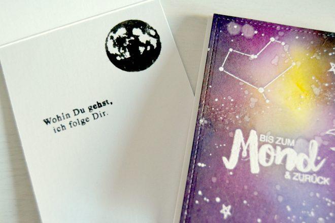 Magische Galaxy-Karten {PAPIERPROJEKT DT}