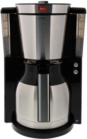Melitta Look Therm DeLuxe 1011-14 - Kaffeemaschine mit Thermoskanne