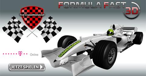 Formula Fast 3D von t-online.de
