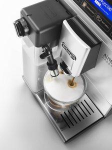Kaffeevollautomat Testsieger 2 Stiftung Warentest - DeLonghi ETAM 29.660.SB Autentica Cappuccino Test