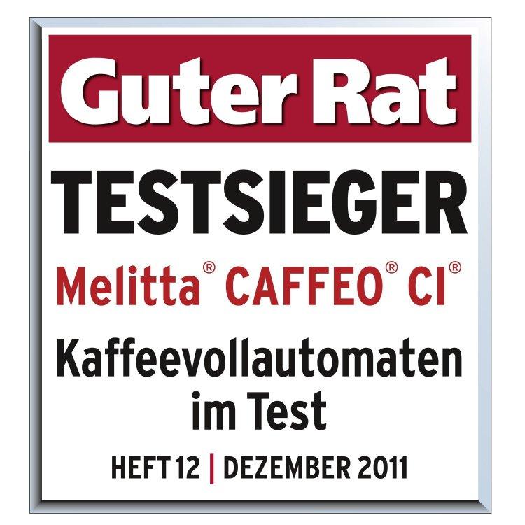 Melitta Caffeo CI One Touch Guter Rat Testsieger