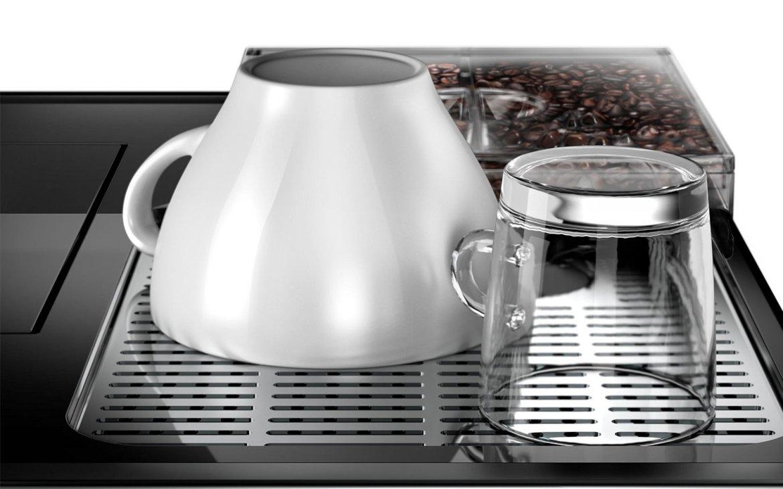 Melitta E 970-306 Caffeo CI One Touch Tassenablage