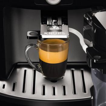 Krups_EA8298_Test_Kaffeeauslauf