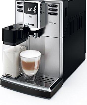 Saeco-HD891701-Incanto-Kaffeevollautomat-AquaClean-integrierte-Milchkaraffe-silber-0-1