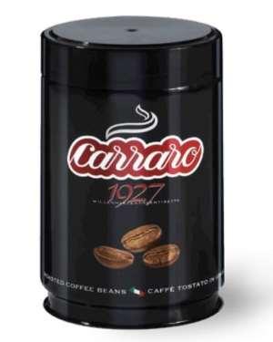Friske gourmet kaffebønner fra Italien