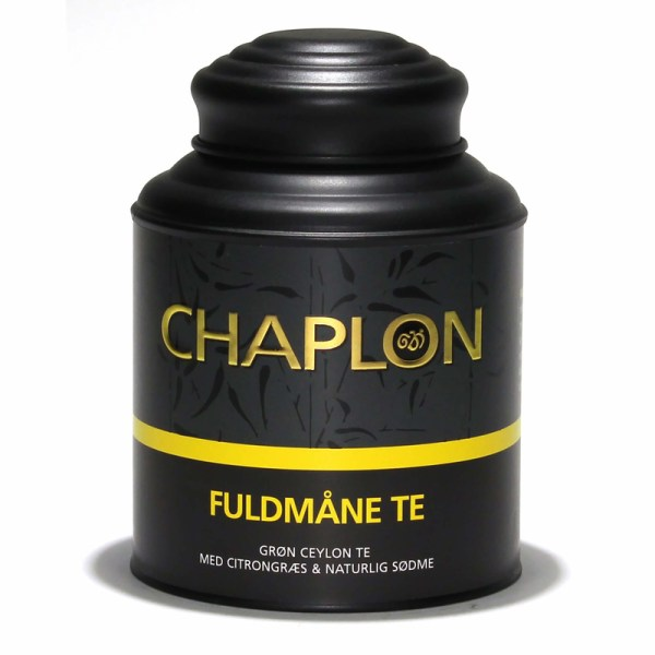 Chaplon Fuldmåne Te 160g dåse Økologisk