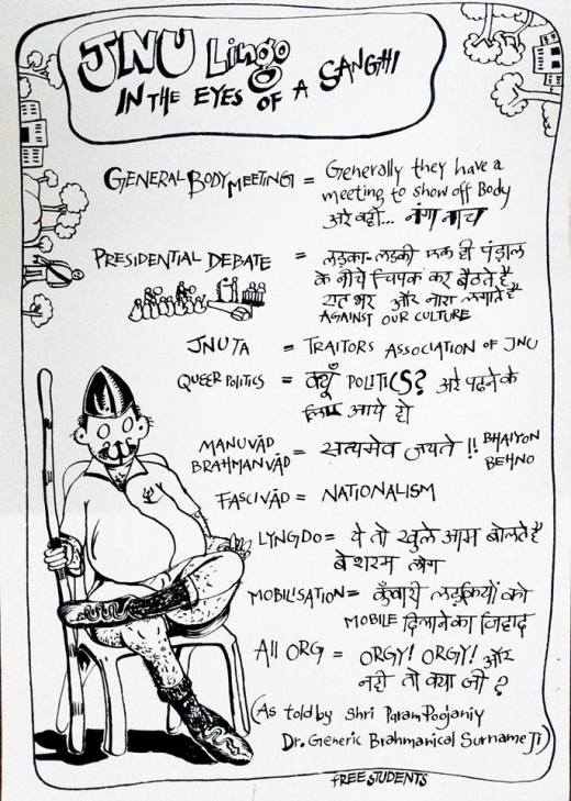 Cartoon by Jyothidaas K.V.