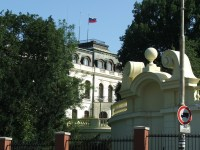 Building of the Russian Embassy to the Czech Republic in Prague