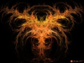"""Phoenix Rising 2"" by William 'Spektyr' Laskarski at spektyr.com. (Website link embedded within.)"