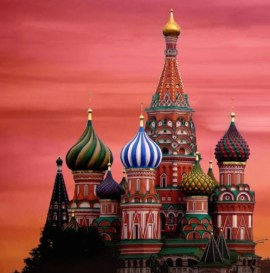 St. Basil's Cathedral. Source: Tripthirsty.com