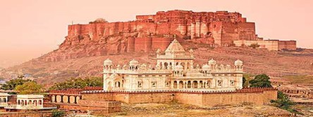 Jodhpur in Rajasthan. Source: mariyatourtravels.com -
