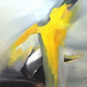 """Yellow jag"" by Nancy Simmons Smith. (Direct link to her website embedded within.)"