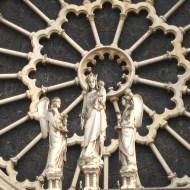 Notre Dame Close Up