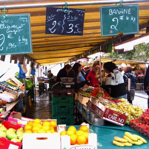 Paris Market 1