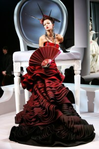Dior Haute Couture 2007 by Galliano. Source: theberry.com