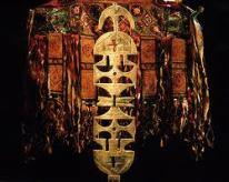 Taureg Moroccan Leather. Source: hamillgallery.com