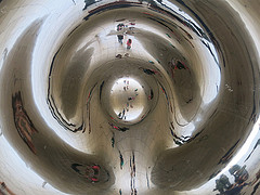 Rorschach Bean by Alex L'aventurier on Flickerhivemind.com