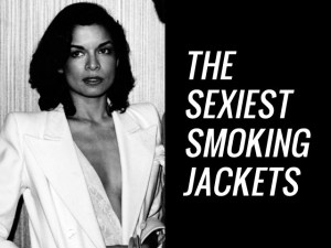Bianca Jagger in Yves St. Laurent. Source: lifestylemirror.com