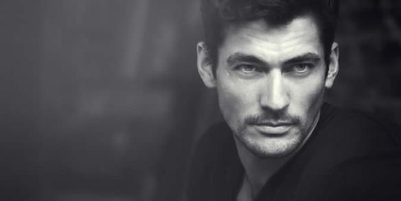 Model David Gandy via fashionbeans.com