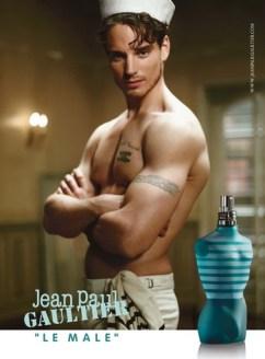 Jean Paul Gaultiers Le Male. Source: Fragrantica.