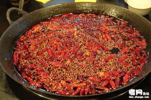 "Sichuan hot pot or ""Huo Guo"". Source:  thebeijinger.com"