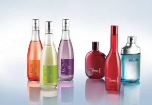 Natura fragrances. Source: their website.