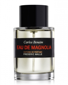 Eau de Magnolia, 100 ml bottle. Source: Malle website