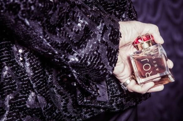 Nuwa and Roja Dove, via the Roja Parfums website.