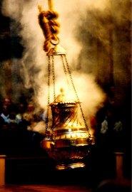 Incense censer. Source: stdavidspokane.org