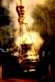 Incense censer. Source: stdavidspokane.org
