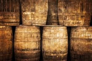 Rum Barrels. Source: skullcoastrum.com