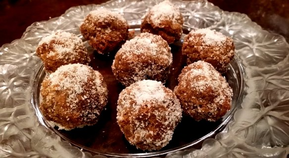 My.... Something or Another.... Dessert Balls.