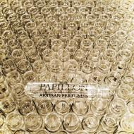 Endless sample vials to fill! Photo: Liz Moores & Papillon.