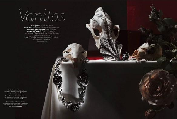 Roberto Greco Capture 3- Vanitas