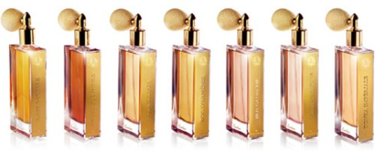 Guerlain's L'Art et La Matiere Collection. Photo/Source: Fragrantica.