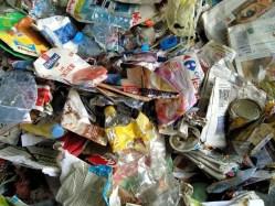 Garbage close-up. Source: stock photo colourbox.com